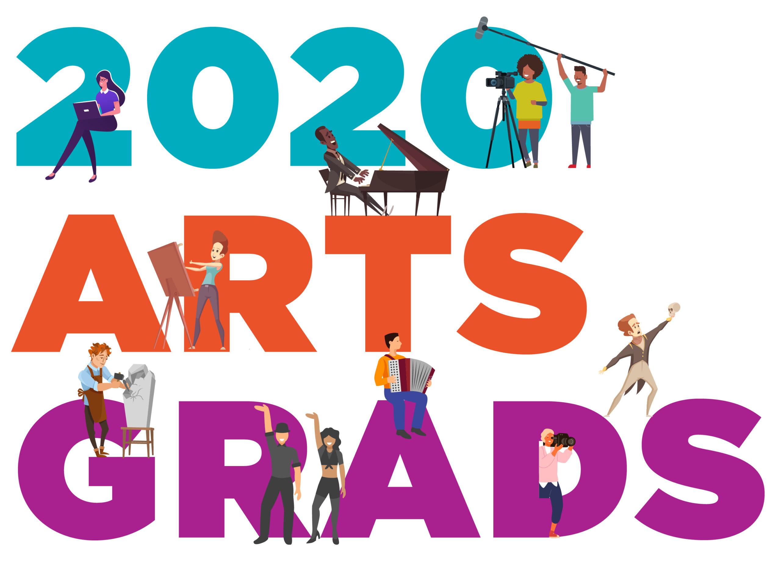 2020 Arts Grads
