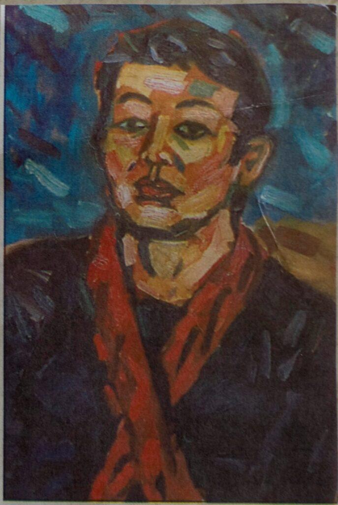 Michiko Okaya portrait
